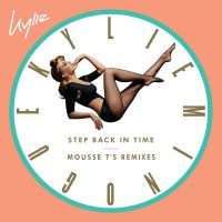 Cover Kylie Minogue - Step Back In Time [2019]